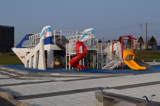 キラキラ公園遊具