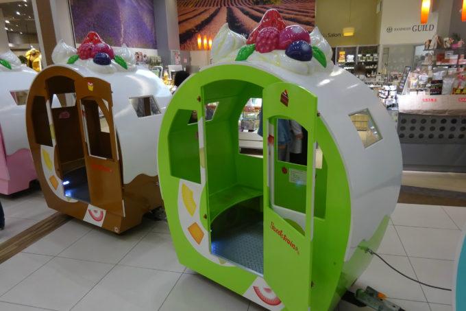アリオ札幌スイーツトレイン車両