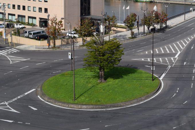 釧路ロータリー交差点