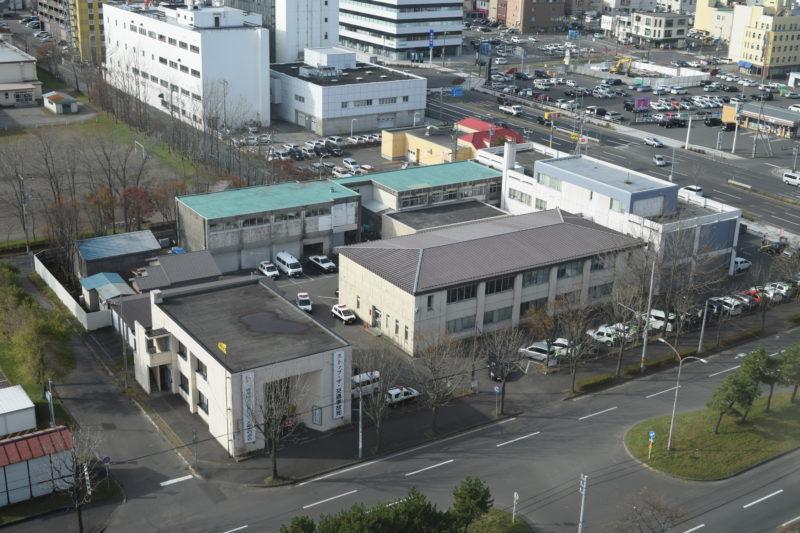 北海道札幌方面苫小牧警察署