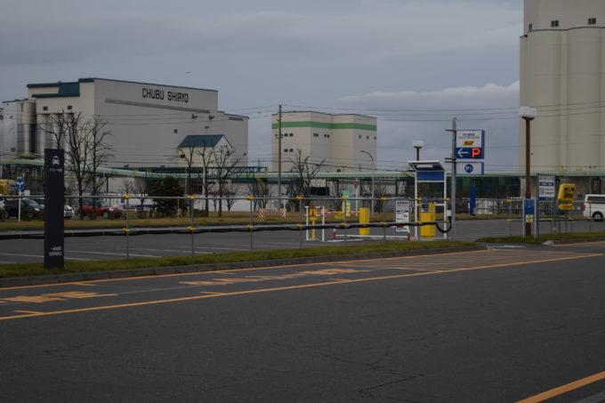 タイムズ苫小牧西港フェリーターミナル第1駐車場