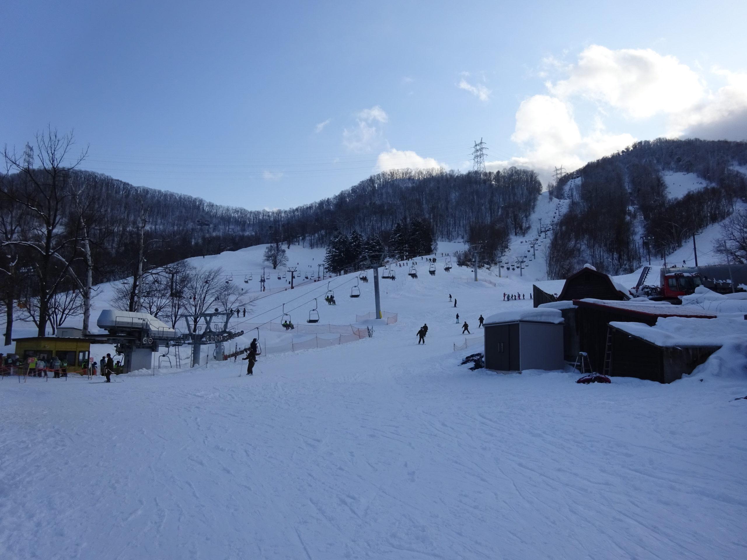 さっぽろばんけいスキー場Wi-Fi