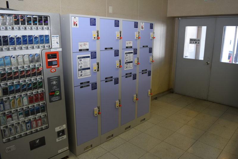 釧路空港コインロッカー