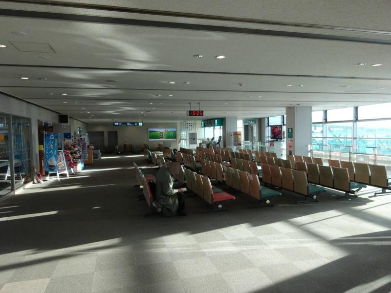 釧路空港搭乗口C