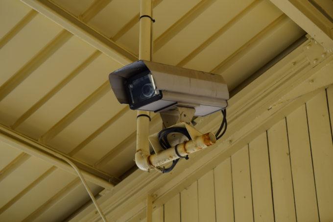 釧路駅監視カメラ