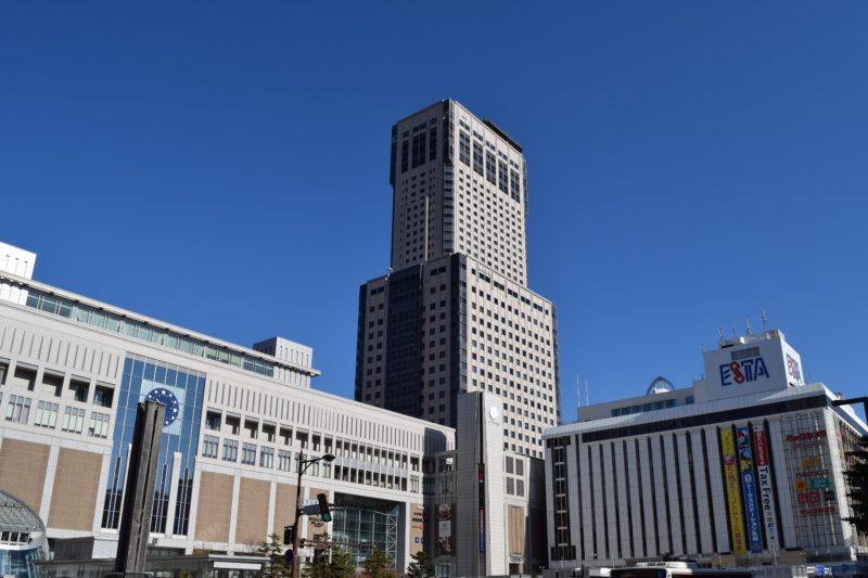 札幌駅周辺の展望スポット