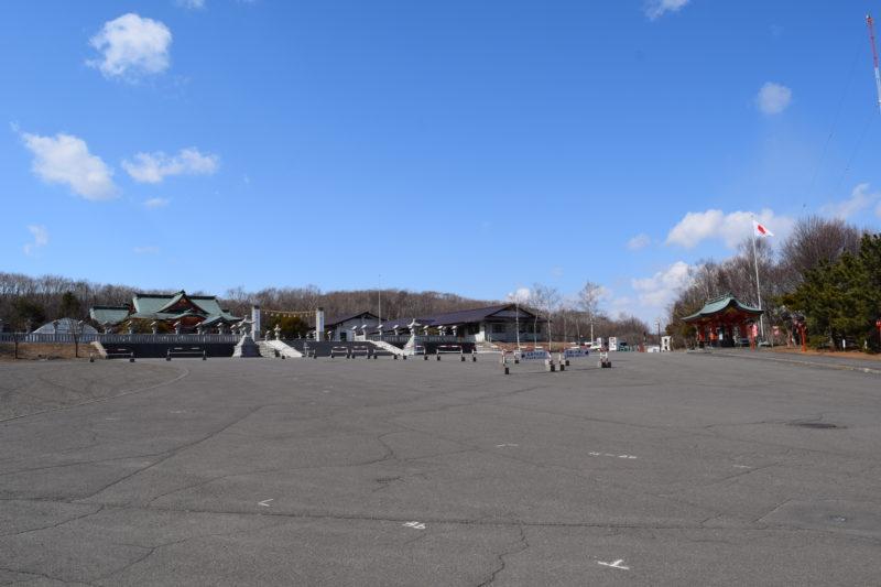 樽前山神社