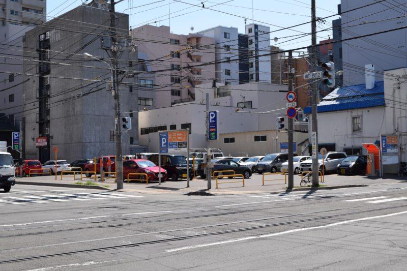 パークネット札幌南1西12