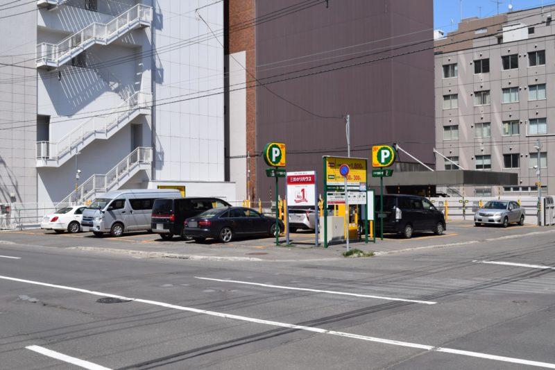 リパーク札幌大通西12