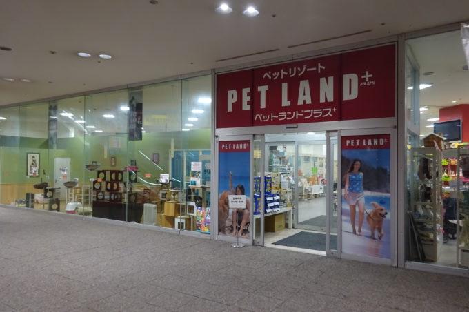 ペットランドファクトリー店