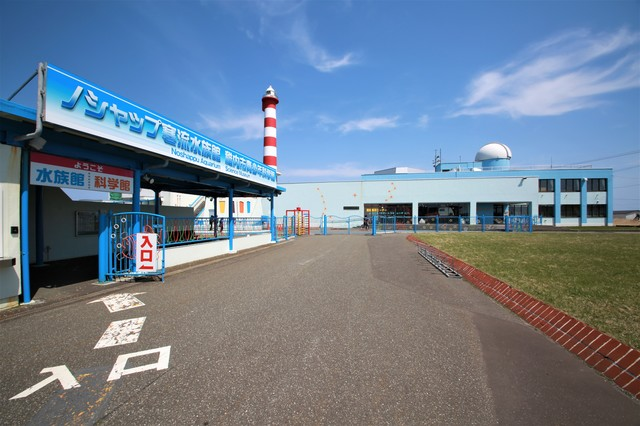 稚内市ノシャップ寒流水族館