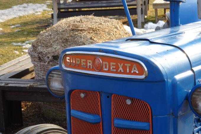 SUPER DEXTA(スーパーデキスタ)のエンブレム