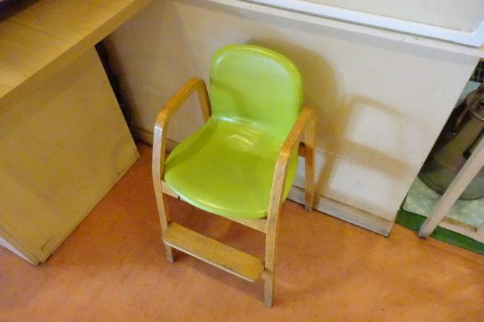 子供用椅子(ベビーチェア)