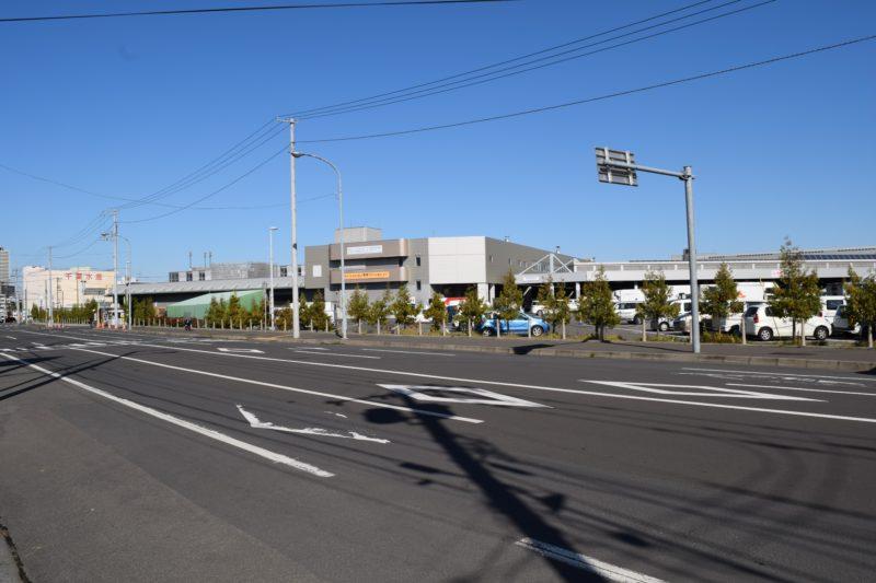 札幌市中央卸売市場