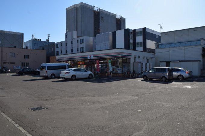 セブンイレブン札幌北10条西20丁目店