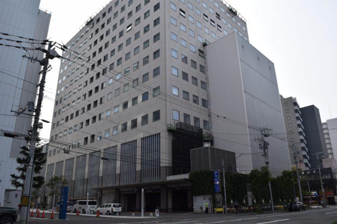 札幌エルプラザ駐車場