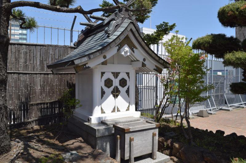 札幌三越三囲神社の活動大黒天