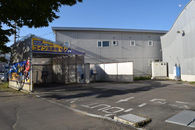 タイヤセレクトOkuhara洗車場