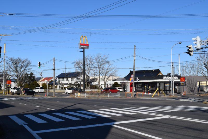 マクドナルド38号釧路店