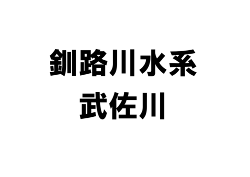 武佐川の河川ライブカメラ一覧