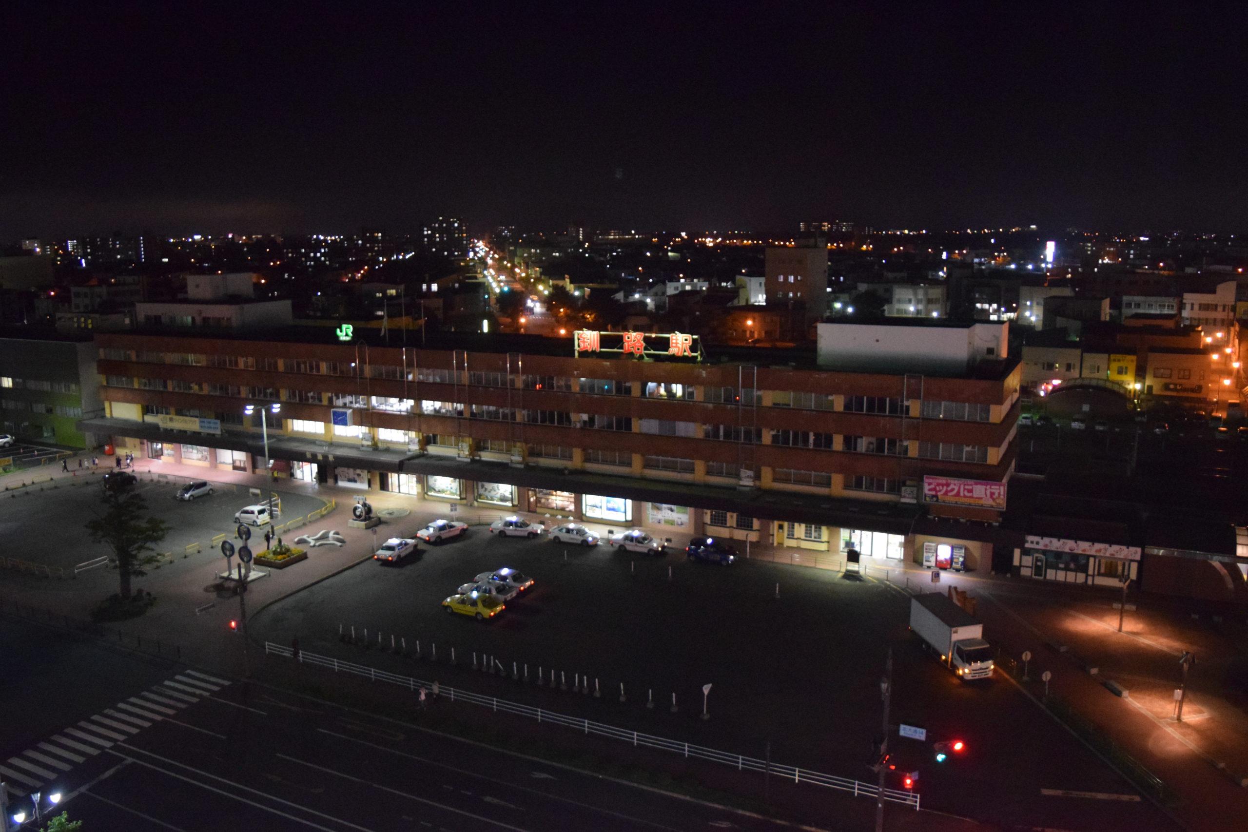 釧路駅のレンタカー会社・レンタカー営業所一覧
