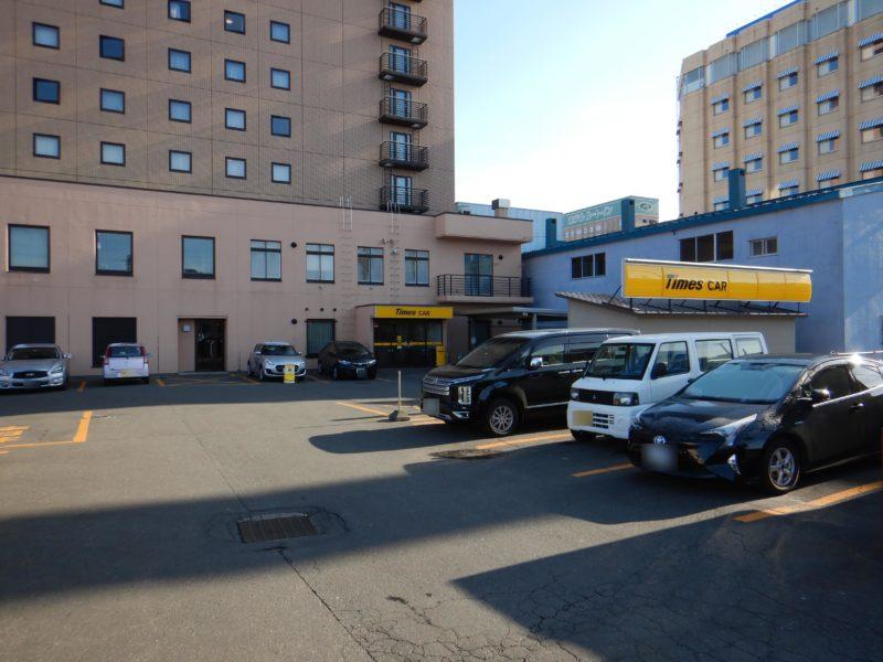 タイムズカー釧路駅前店